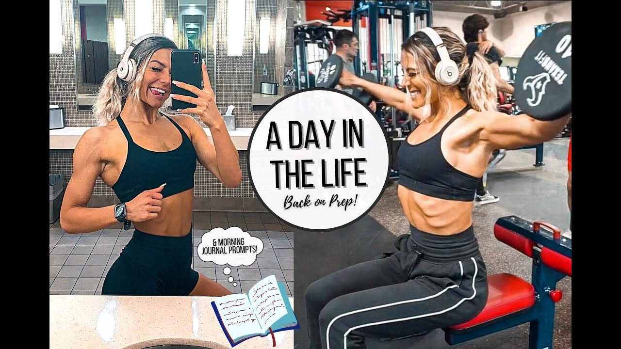 From Start to Stage Ep. 17   A Day in the Life Back on Prep   My Morning Journal Prompts