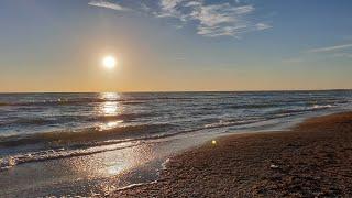 Закат - Черное Море После Шторма 17.09.2018