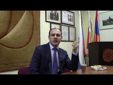 Давид Бекназарян - Лекция об истории Армянской Церкви (часть 1)
