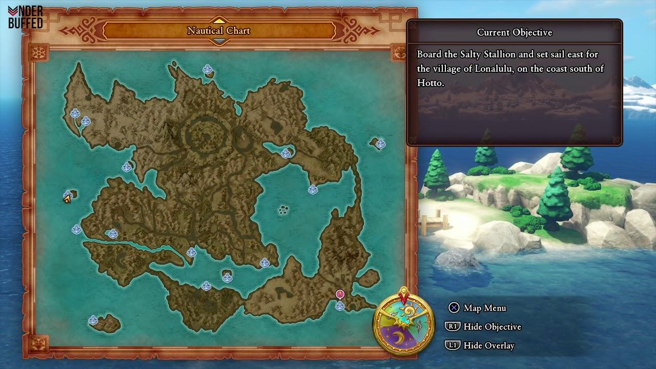 Dragon Quest Xi Mini Medal Insula Occidentalis Youtube