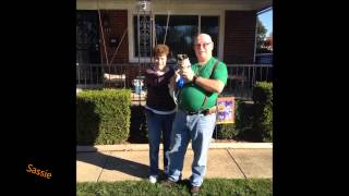 Bluegrass Pug Rescue 2014 Adoption Video - Happy New Year!