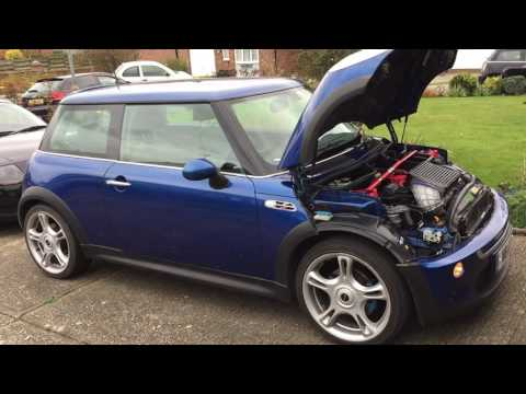 mini cooper s stage one remap youtube. Black Bedroom Furniture Sets. Home Design Ideas