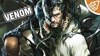Does the Venom Movie Tie-In Comic Spoil the Film's Secrets? (Nerdist News w/ Jessica Chobot)