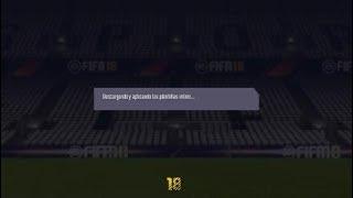 Jugando FIFA 18