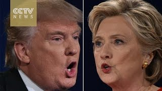 US election: Global trade, economy dominate presidential debate