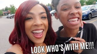 VLOG # 118 | I'M BACK HOME!! MY UNCLE AND CHERRY ARE HILARIOUS!!!