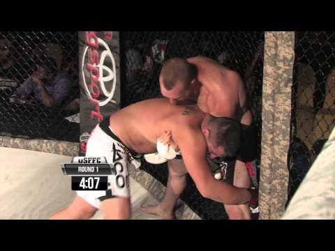 "USFFC 23: ""Star Spangled Beatdown"" Stoney Hale vs Jon Cook"