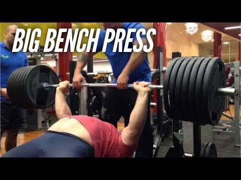 The BEST Bench Presser In The World Gives Bench Press Tips (Ft. Kirill Sarychev)