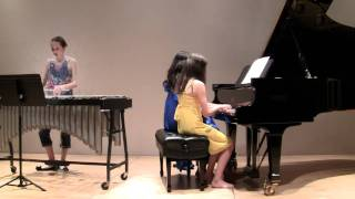 Rainbow Waltz - May 20, 2011 - Piano Studio of Janisse Foresti