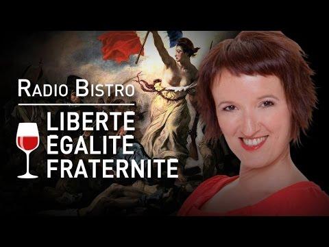 ANNE ROUMANOFF - Liberté, Egalité, Fraternité
