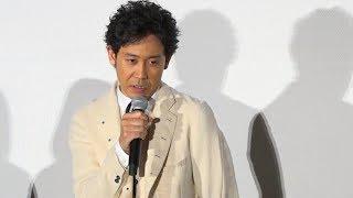 映画『東京喰種 トーキョーグール』が初日を迎え、都内映画館で舞台あい...
