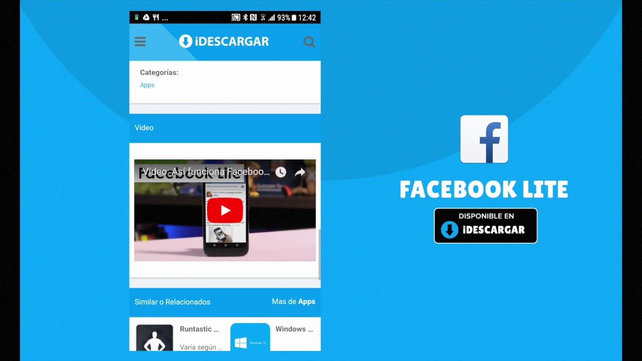 facebook lite gratis sin internet iniciar sesion 2019