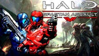 Garry & Kody Play   Halo: Spartan Assault Co-Op