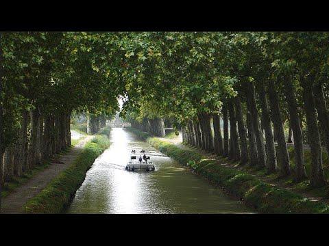 BARGING THROUGH EUROPE - Episode 7 - Burgundy to the Rhine