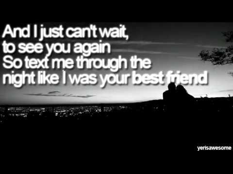 Text - Stevie Hoang [lyrics on screen]