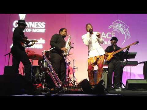 Time bomb live at face2face awards, new York City