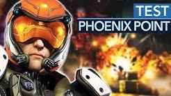 Anspruchsvolles Strategie-Spiel für XCOM-Fans - Phoenix Point im Test