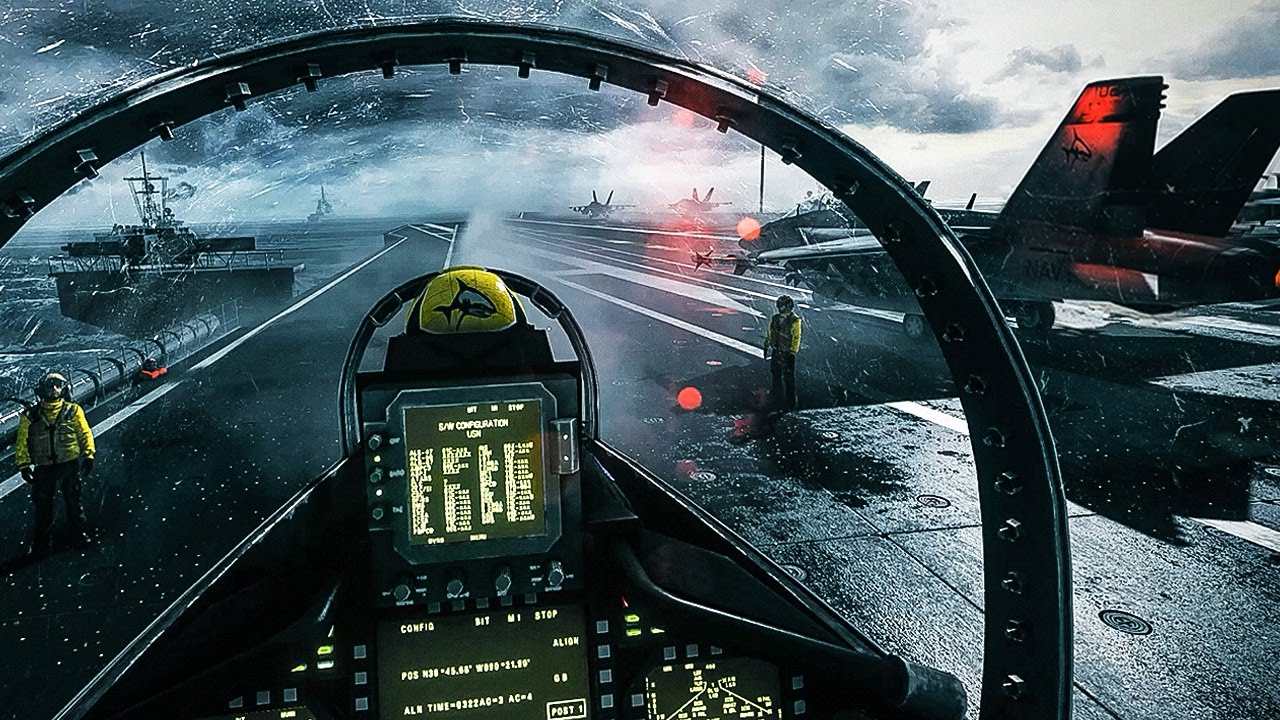 Kampfjet Simulator Pc