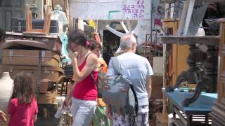 Second-hand Heaven In Jaffa