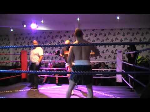 Billy Burton v Paul Walsh, 24/2/18, Penicuik - Film KO Promotions Scotland