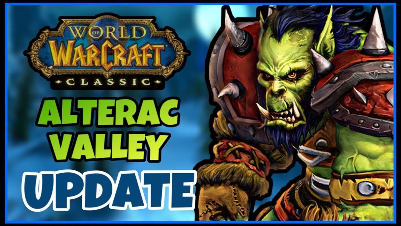 MORE Classic WoW UPDATES!!! 1 12 AV CONFIRMED | Classic WoW News