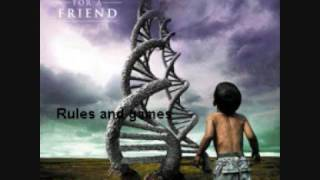 Funeral For a Friend-Rules and Games