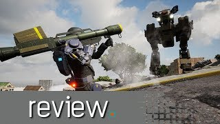 Earth Defense Force: Iron Rain Review - Noisy Pixel