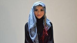 Hijab Tutorial Style 55 by Puteri Hasanah Karunia Thumbnail