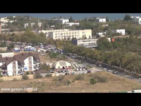 Отдых в Заозерном возле моря Крым Евпатория