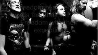 Metallica - Eye Of The Beholder (Subtitulos, Español e Ingles)