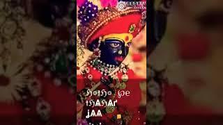 Tu najam najam sa mere hotho pe thahar jaa.... Radha Krishna