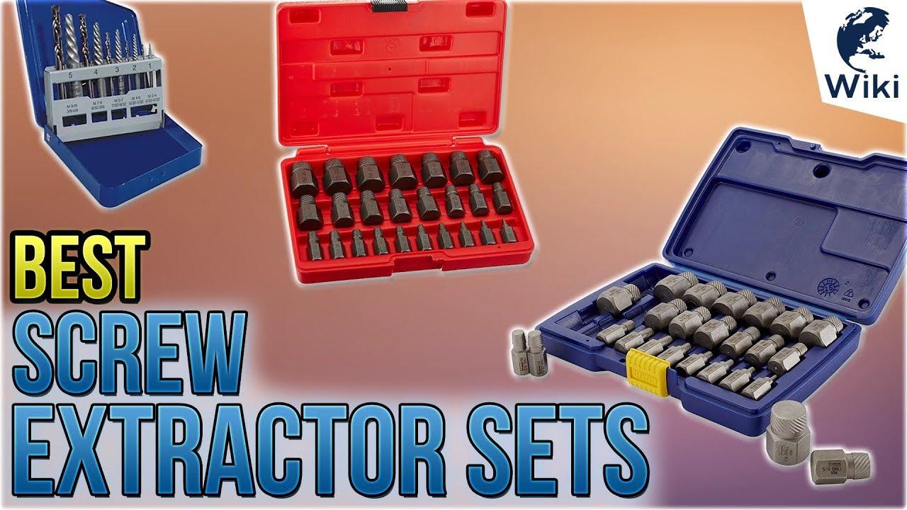 10 Best Screw Extractor Sets 2018