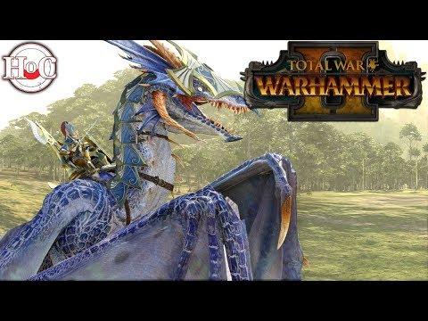 High Balance - Total War Warhammer 2 - Online Battle 18