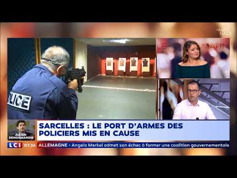 LE PORT DE L'ARME HORS SERVICE DES POLICIERS MIS EN CAUSE