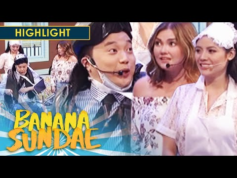 Banana Sundae: Sion's safety prevention