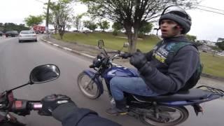 MOTOKA QUERENDO BATER EM MULHER , NÃO DEIXAMOS