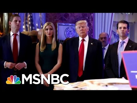 Donald Trump Scrambles To Block Democrats From His Finances | The Beat With Ari Melber | MSNBC