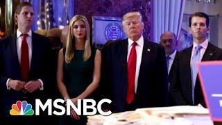Donald Trump Scrambles To Block Democrats From His Finances | The Beat With Ari Melber | MSNBC