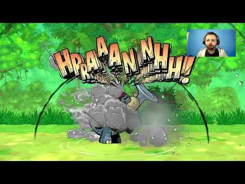 Tembo the Badass Elephant Part 1  