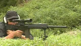 Sniper Rifles M700, PSG-1 and SVD Dragunov