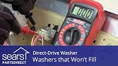 Field Service Mode GE Hydrowave Washers - YouTube