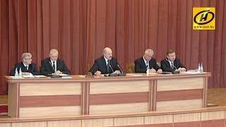 Kак науку заставить работать на экономику? Лукашенко ожидает от разработок конкретной отдачи