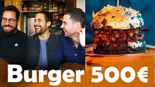 Burger à 5€ VS à 500€ avec Jérémy Nadeau et Guillaume Gamand