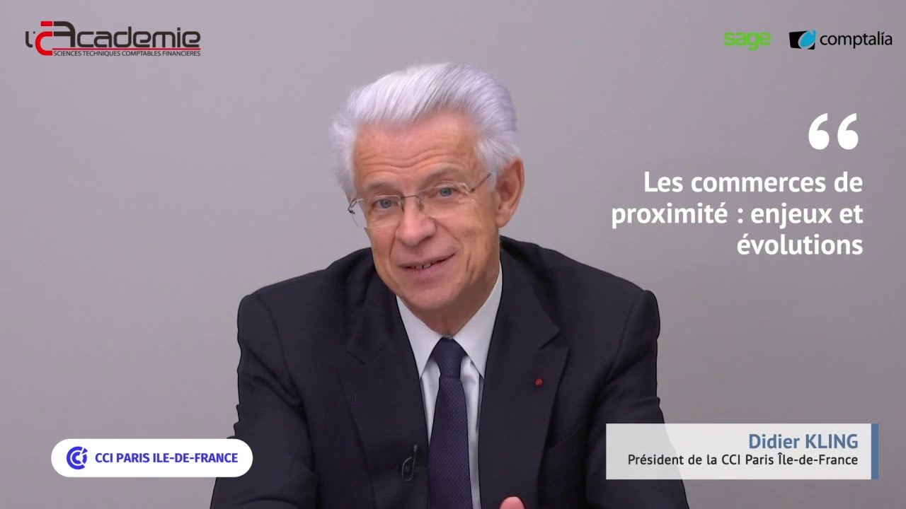 Les Entretiens de l'Académie : Didier Kling