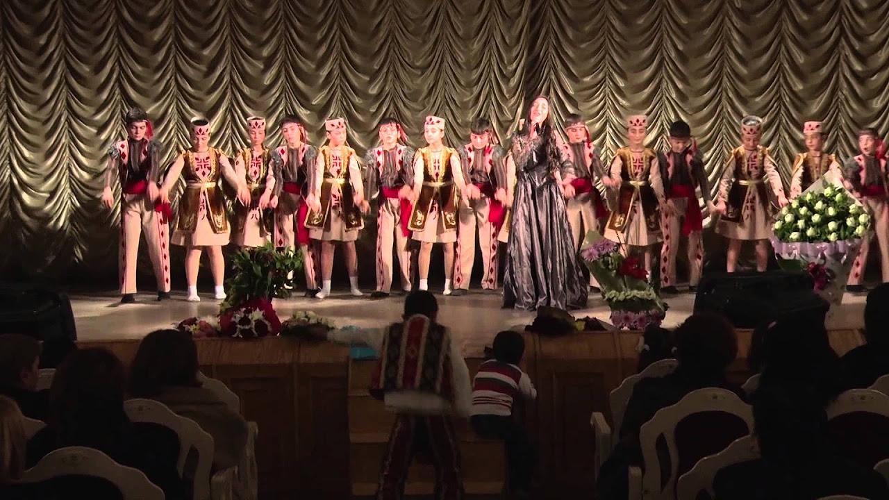 Kochari in Shushi ՙՙNinaharՙՙ Dance Ensmeble of the Republic of #Armenia