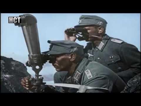 Gebirgsjäger -  German Mountain Troops In The Caucasus 1942 (Combat Footage)