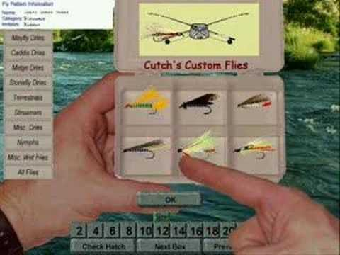 Real world fly fishing for Fly fishing games