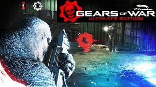 Gears of War Ultimate Edition - PRIMER GAMEPLAY MULTIJUGADOR | 60fps