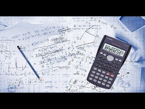 Cálculo Numérico na Casio fx-82ms (Newton-Raphson)