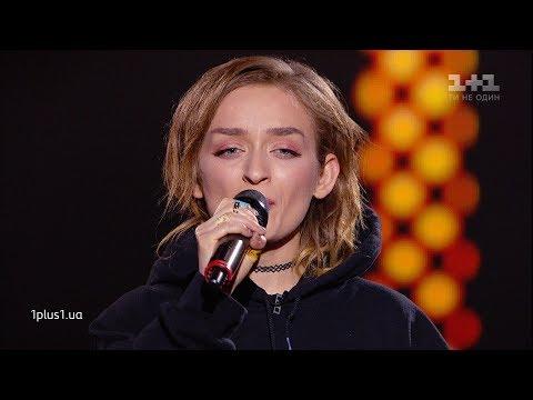 """Тоня Сова — """"Stay"""" — выбор вслепую — Голос страны 10 сезон"""